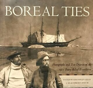 boreal ties book by kim fairley