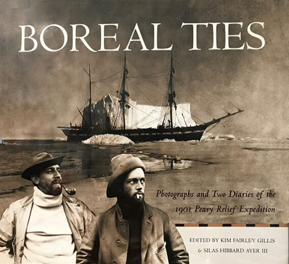 boreal ties book cover